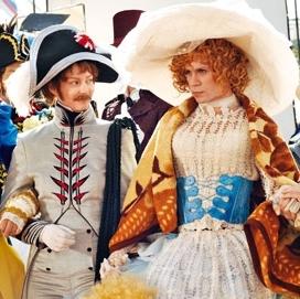 Ржевский против Наполеона, кадр из фильма