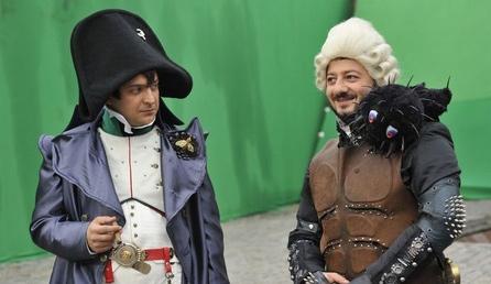 Ржевский против Наполеона кадр из фильма