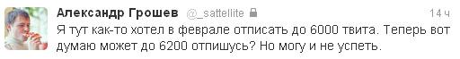 Закрытый твит
