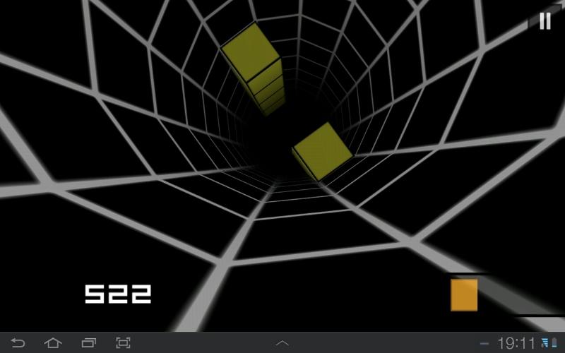 Speedx 3D туннель