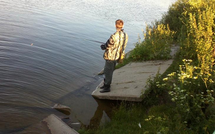 рыбалка в Кульнево Брянской области