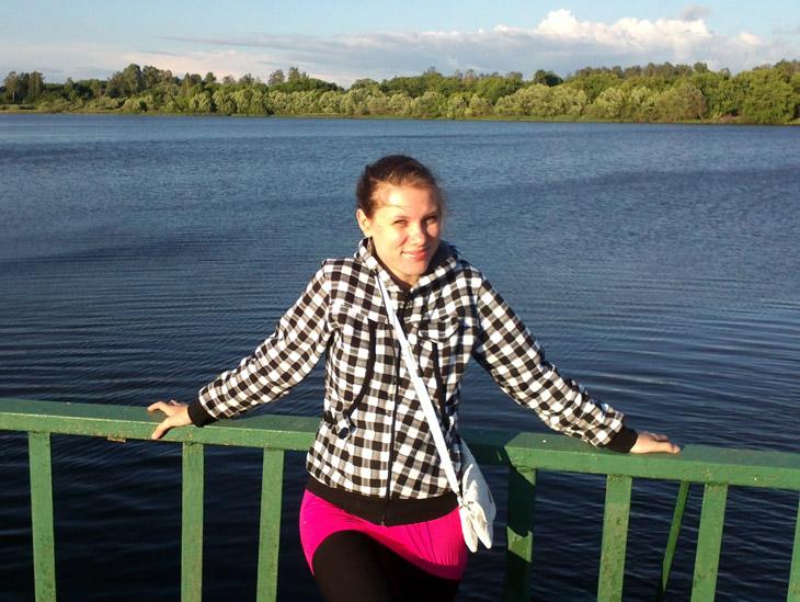 Озеро Кульнево в Брянской области