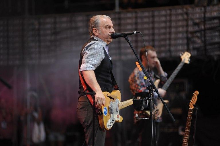 Чайф на фестивале Нашествие-2012