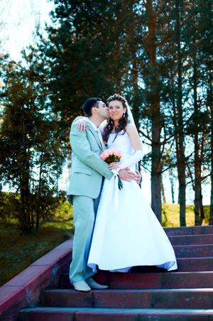 Наши свадебные фотографии - сквер Звезный