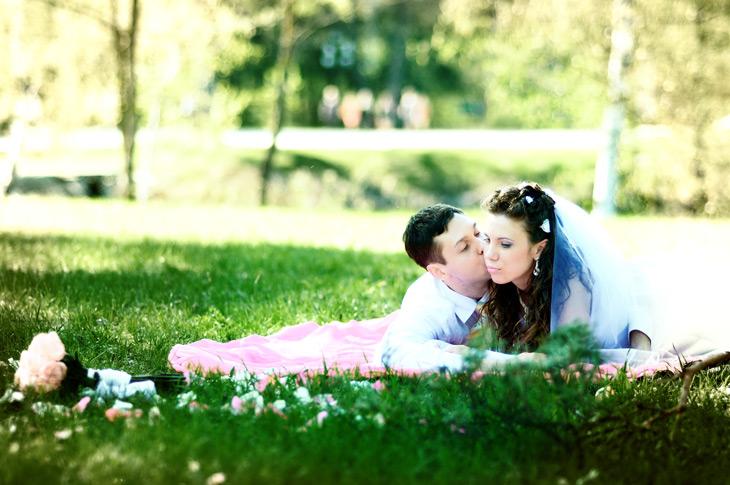 Наши свадебные фотографии