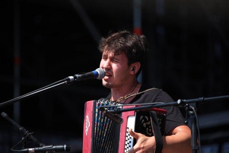 Игорь Растеряев на Нашествии-2012