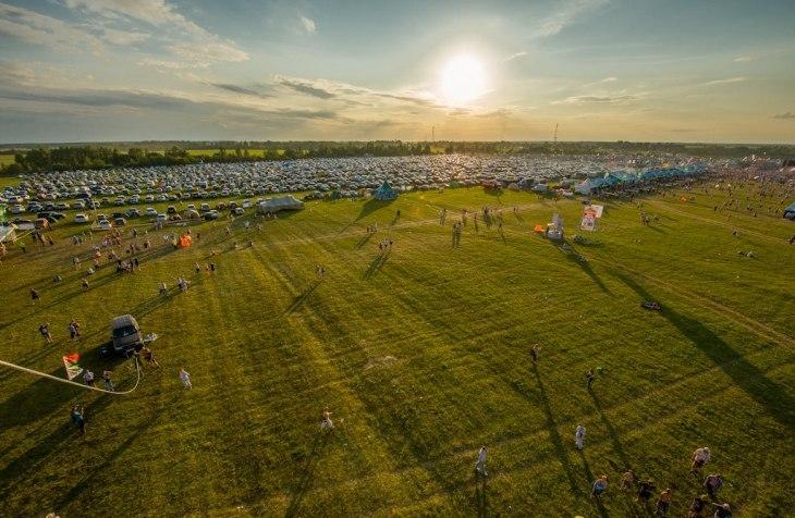 Фестиваль Нашествие-2012