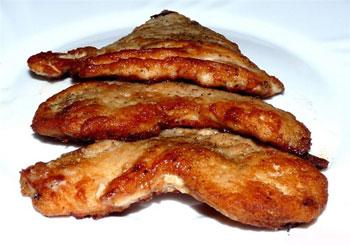 Отбивные из свинины вкусные