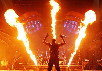Слушать онлайн музыку Rammstein или скачать песни бесплатно
