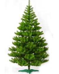 Зеленая искусственная елка