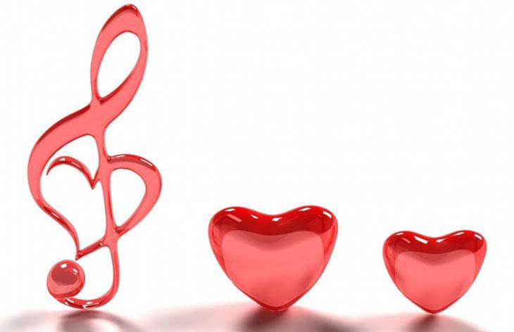Музыка ко Дню Святого Валентина