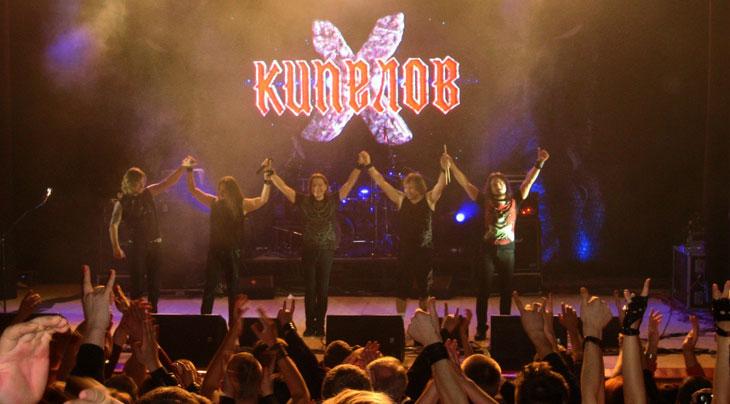 Концерт Кипелова в Брянске