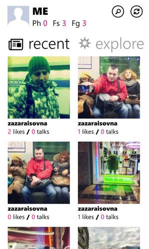 Instagram для nokia lumia