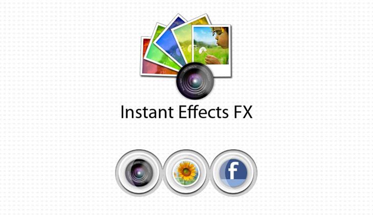 приложение instant effects