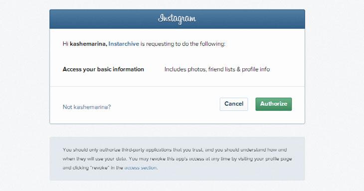 Как сохранить фото из Instagram на комп