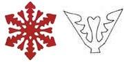Как сделать красивые снежинки из бумаги своими руками