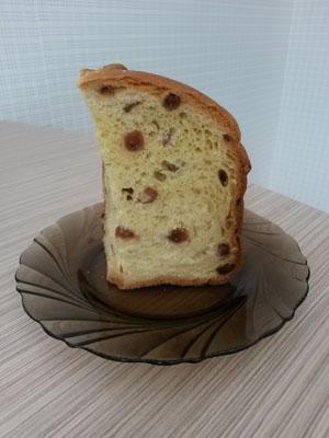 Рецепт булочки с изюмом для хлебопечки панасоник