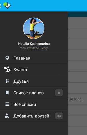Foursquare после появления Swarm