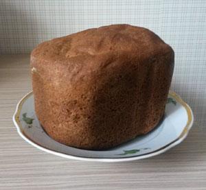 Рецепт ржаного хлеба на квасе в хлебопечке Панасоник