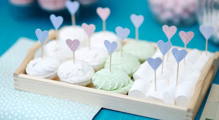 Список низкокалорийных сладостей
