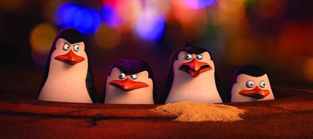 Фильмы и мультфильмы в ноябре 2014