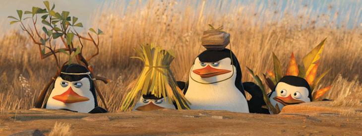 """Отзыв о мультике """"Пингвины из Мадагаскара"""""""